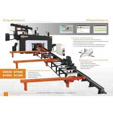 Beam Drill and Sawing Line