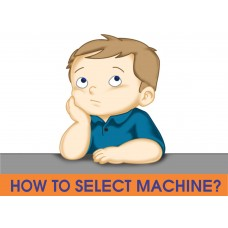 How to select machine?